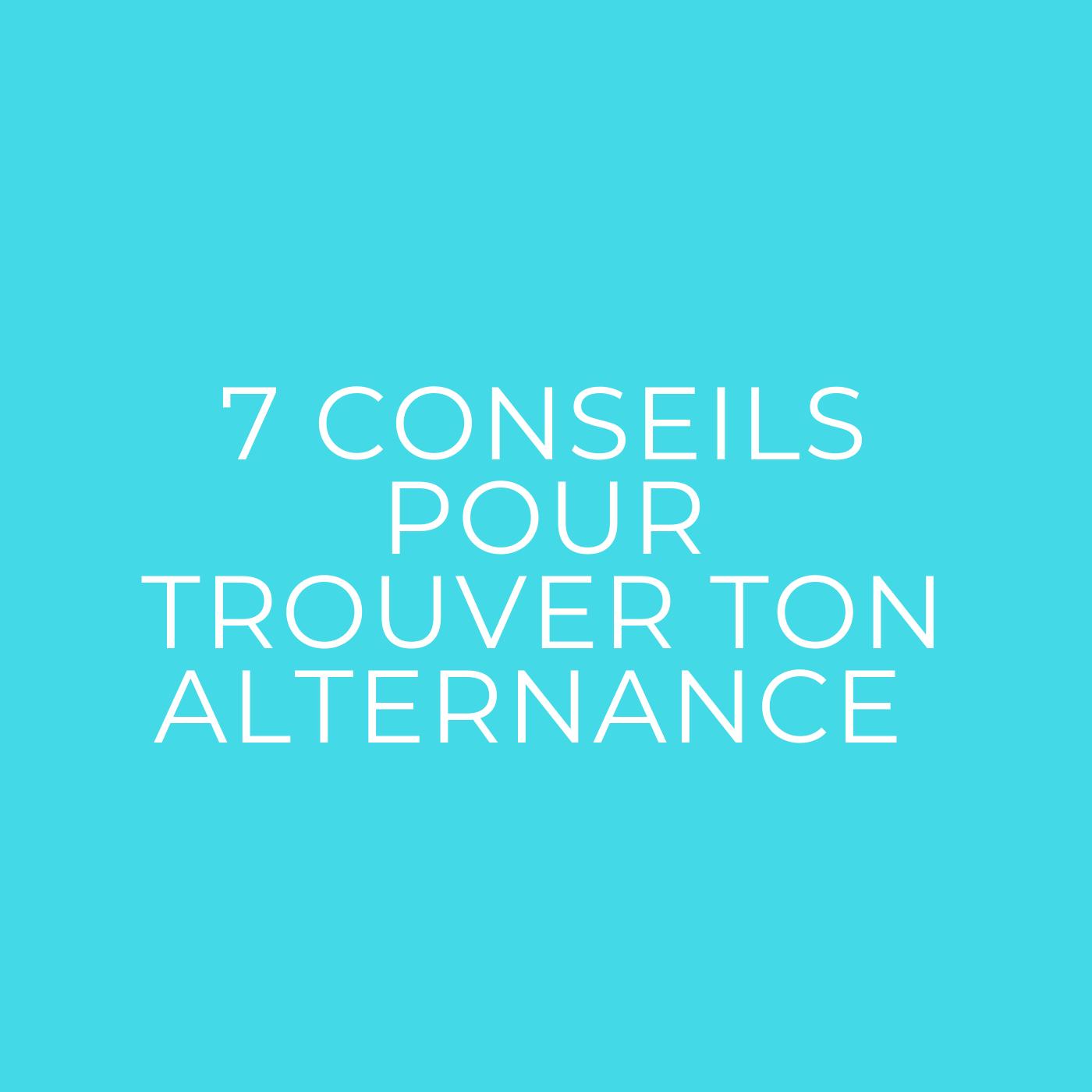 Alternance BTS PI : 7 conseils pour trouver ton entreprise